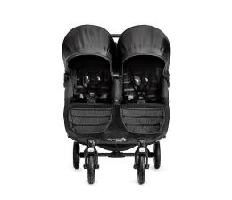 Wózek dla bliźniaków Baby Jogger City Mini Double GT Black