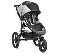 Wózek do biegania Baby Jogger Summit X3 Black/Gray