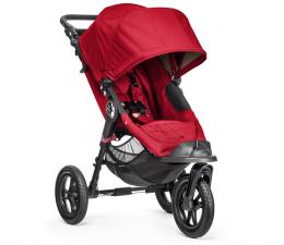 Wózek spacerowy Baby Jogger City Elite Single Red