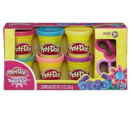 Zabawka plastyczna / kreatywna Play-Doh Błyszczące tuby