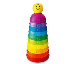 Zabawka dla małych dzieci Fisher-Price Okrągłe kubeczki do ustawiania