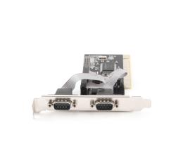 Kontroler Gembird COM / RS-232 x2 na PCI (port szeregowy - serial)