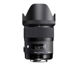 Obiektywy stałoogniskowy Sigma A 35mm f1.4 Art DG HSM Canon