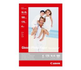 Papier do drukarki Canon Papier fotograficzny GP-501 (10x15, 170g) 100szt