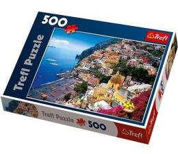 Puzzle do 500 elementów Trefl El Positano, Wybrzeże Amalfickie
