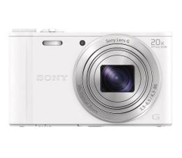 Aparat kompaktowy Sony DSC-WX350 biały
