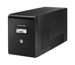 Zasilacz awaryjny (UPS) Power Walker VI 1500 LCD (1500VA/900W, 2xPL/IEC, USB, LCD, AVR)