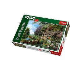 Puzzle 500 - 1000 elementów Trefl Puzzle Uroczy zakątek