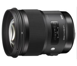 Obiektywy stałoogniskowy Sigma A 50mm f1.4 Art DG HSM Canon