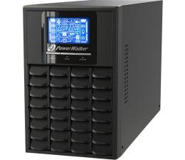 Zasilacz awaryjny (UPS) Power Walker VFI 2000 LCD (2000VA/1600W, 8xIEC, USB, LCD, AVR)
