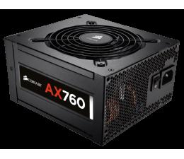 Zasilacz do komputera Corsair AX760 760W 80 Plus Platinum