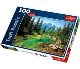 Puzzle do 500 elementów Trefl Widok na Tatry 500 el