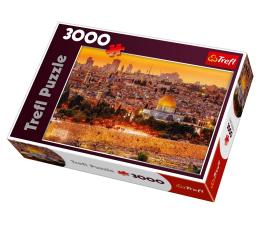 Puzzle powyżej 1500 elementów Trefl Dachy Jerozolimy