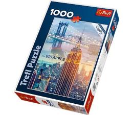 Puzzle 500 - 1000 elementów Trefl Nowy Jork o świcie