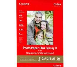 Papier do drukarki Canon Papier fotograficzny PP-201 (A4, 275g) 20szt.