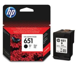Tusz do drukarki HP 651 black 600str.