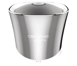 Głośnik przenośny Creative Woof 3 srebrny (Srebrna zima)