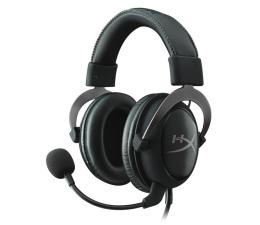 Słuchawki przewodowe HyperX Cloud II Headset (stalowoszare)