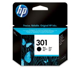 Tusz do drukarki HP 301 black 190str.
