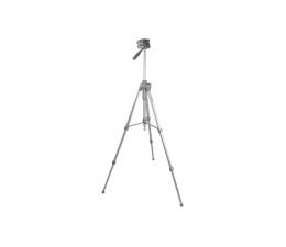 Statyw Camrock TE68 srebrny + Głowica 3D