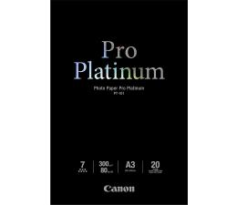 Papier do drukarki Canon Papier fotograficzny PT-101 (A3, 300g) 20szt.