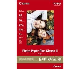 Papier do drukarki Canon Papier fotograficzny PP-201 (A3, 260g) 20szt.