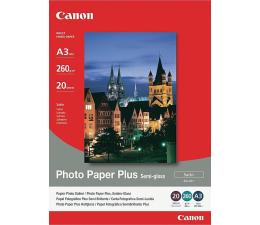 Papier do drukarki Canon Papier fotograficzny SG-201 (A3, 260g) 20szt.