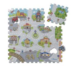 Mata edukacyjna Chicco Miękka mata puzzle miasto