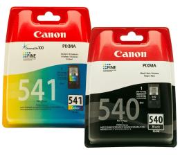 Tusz do drukarki Canon Zestaw 2 tuszów PG-540 + CL-541
