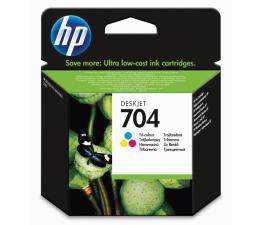 Tusz do drukarki HP 704 color 200str.