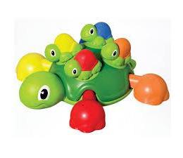 Zabawka do kąpieli TOMY Toomies Żółwie brzdące