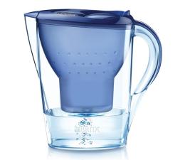 Filtracja wody Brita Dzbanek filtrujący MARELLA 2,4L niebieska + 4 wkłady Pure