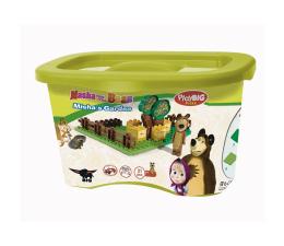 Klocki dla dzieci Simba Masza i Niedźwiedź Ogród Miszy