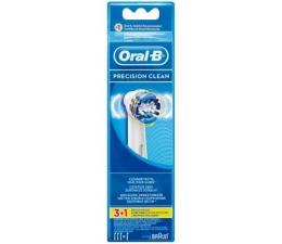 Końcówki do szczoteczek Oral-B Precision Clean EB20-4