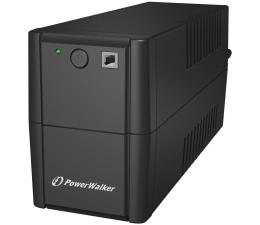 Zasilacz awaryjny (UPS) Power Walker VI 850 SE (850VA/480W, 2xPL, USB, AVR)