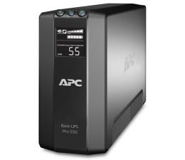 Zasilacz awaryjny (UPS) APC Back-UPS Pro 550 (550VA/330W, 6xIEC, AVR, LCD)