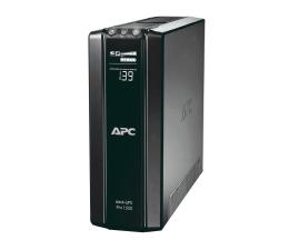Zasilacz awaryjny (UPS) APC Back-UPS Pro 1500 (1500VA/865W, 10xIEC, AVR, LCD)