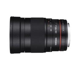 Obiektywy stałoogniskowy Samyang 135mm F2.0 ED UMC Canon EF