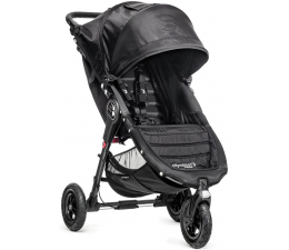 Wózek spacerowy Baby Jogger City Mini GT Single Black/Black