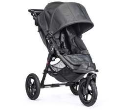 Wózek spacerowy Baby Jogger City Elite Single Charcoal