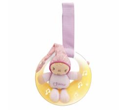 Lampka/projektor dla dziecka Chicco Muzyczny Księżyc różowy