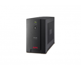 Zasilacz awaryjny (UPS) APC Back-UPS (1400VA/700W, 6xIEC, AVR)
