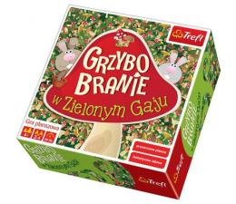 Gra dla małych dzieci Trefl Grzybobranie w Zielonym Gaju