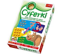 Gra dla małych dzieci Trefl Mały Odkrywca: Cyferki