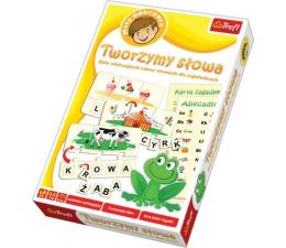 Gra dla małych dzieci Trefl Mały Odkrywca: Tworzymy Słowa