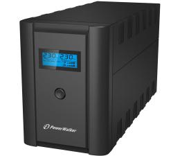 Zasilacz awaryjny (UPS) Power Walker LINE-INTERACTIVE (1200VA/600W, 2xPL/IEC, AVR, LCD)
