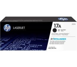Toner do drukarki HP 17A black 1600 str.