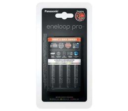 Ładowarka do akumulatorów Panasonic BQ-CC55 + 4 x R6/AA ENELOOP PRO 2500 mAh