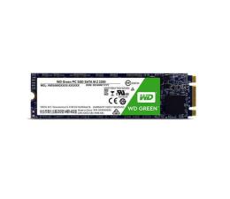 Dysk SSD WD 480GB M.2 SATA SSD Green