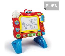 Zabawka interaktywna Clementoni Interaktywna tablica znikopis